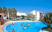 Foto Hotel Chrispy in Chania ( Chania Kreta)